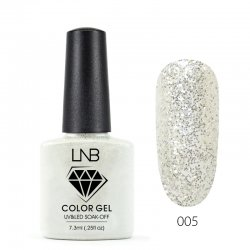 LNB COLOR GEL SOAK-OFF 7.3 ML 005
