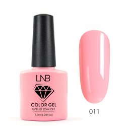 LNB COLOR GEL SOAK-OFF 7.3 ML 011