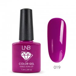 LNB COLOR GEL SOAK-OFF 7.3 ML 019