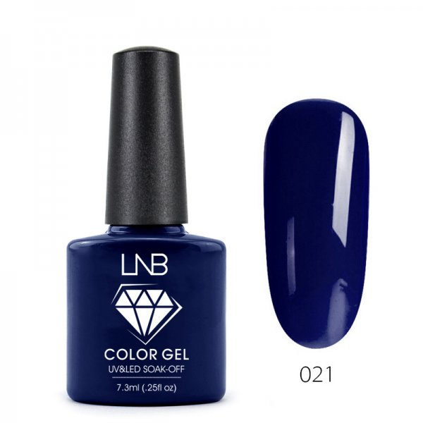 LNB COLOR GEL SOAK-OFF 7.3 ML 021