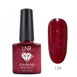 LNB COLOR GEL SOAK-OFF 7.3 ML 129