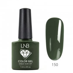 LNB COLOR GEL SOAK-OFF 7.3 ML 150
