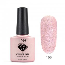 LNB COLOR GEL SOAK-OFF 7.3 ML 199