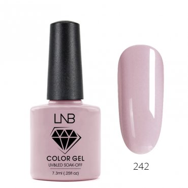 LNB COLOR GEL SOAK-OFF 7.3 ML 242