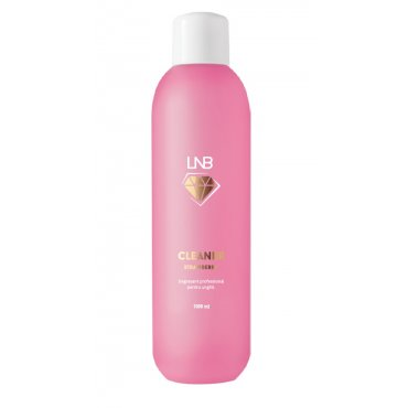"""CLEANER 1000 ML """" LI NAILS BOUTIQUE """" STRAWBERRY"""