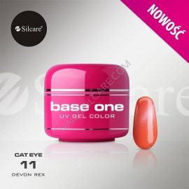 BASE ONE CAT EYE 11 DEVON REX 5 GR