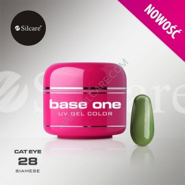 BASE ONE CAT EYE 28 SIAMESE 5 GR.