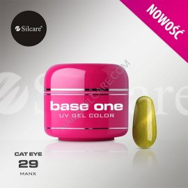 BASE ONE CAT EYE 29 MANX 5 GR.