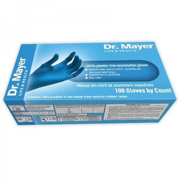 MANUSI NITRIL DR. MAYER BLUE MARIMEA XS