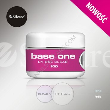SILCARE BASE ONE CLEAR 100 GR