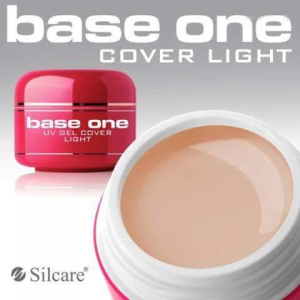 SILCARE BASE ONE COVER LIGHT 50 GR