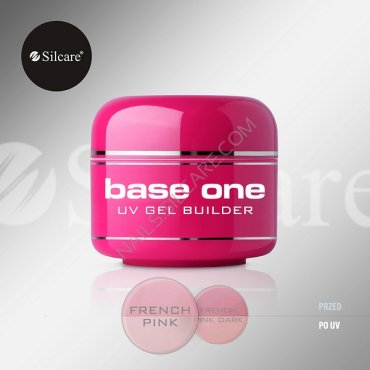 SILCARE BASE ONE FRENCH PINK 15 GR