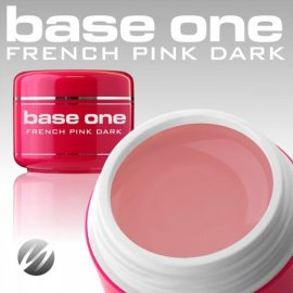 FRENCH PINK DARK SILCARE BASE ONE 15 GR.