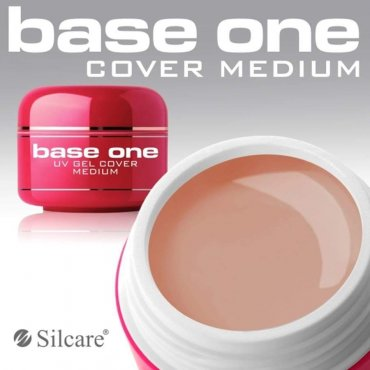 SILCARE BASE ONE COVER MEDIUM 50 GR