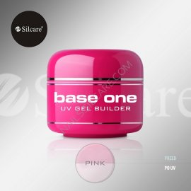SILCARE BASE ONE PINK 15 GR