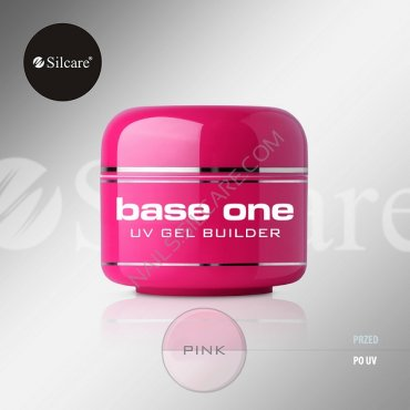 SILCARE BASE ONE PINK 50 GR