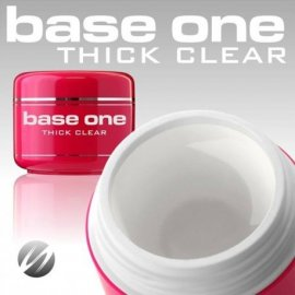 THICK CLEAR 5 GR SILCARE BASE ONE