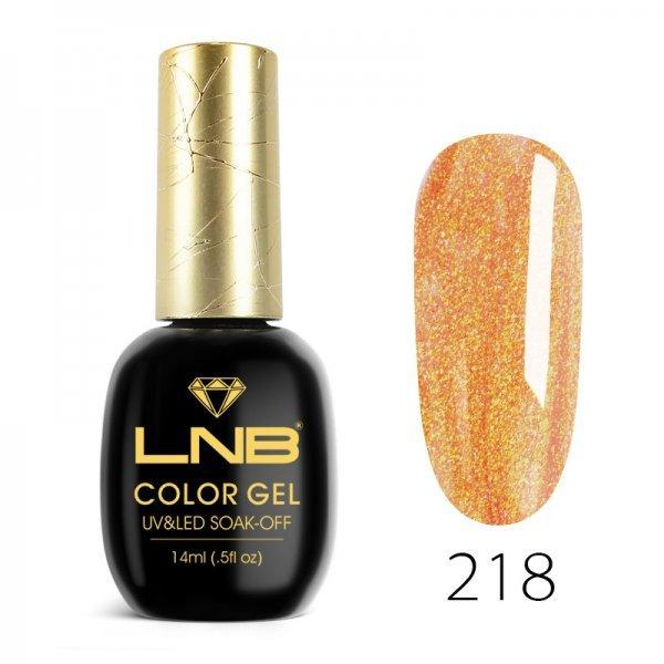 LNB COLOR GEL SOAK-OFF 14 ML 218